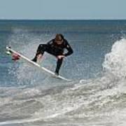Surfing 399 Poster by Joyce StJames