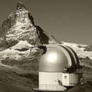 Switzerland - Matterhorn Poster