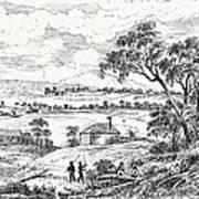 Sydney Cove, Australia, Circa 1790 Poster