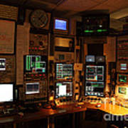 Synchrotron Control Room Poster