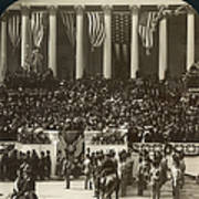 T. Roosevelt Inauguration Poster