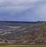 Tabletop Panorama Poster