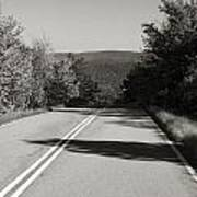 Talimena Roads I Poster