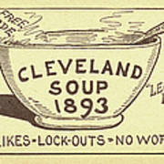 Tariff League Postcard, 1906 Poster