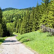 Tatra Mountains In Poland Poster