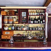 Tavern Civil War Era Poster by Dave Mills