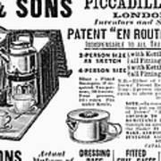 Tea Service, 1898 Poster