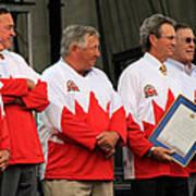 Team Canada 1 Poster