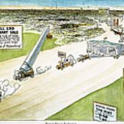 Teapot Dome Scandal, 1924 Poster