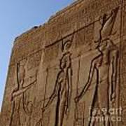 Temple Of Dendara Egypt Poster