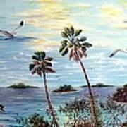 Ten Thousand Islands 2 Poster