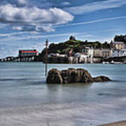 Tenby Harbour 1 Poster