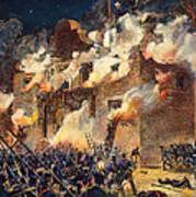 Texas: The Alamo, 1836 Poster