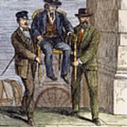 Thaddeus Stevens, 1868 Poster