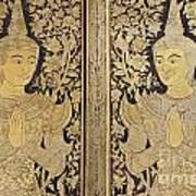 Thai Art Poster