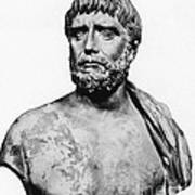 Thales, Ancient Greek Philosopher Poster by Science Source