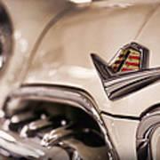 The 1955 Dodge La Femme Poster