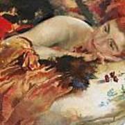 The Artist's Mistress Poster
