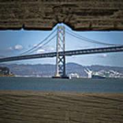 The Bay Bridge Poster