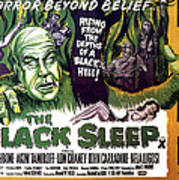 The Black Sleep, Close-up On Left Tor Poster