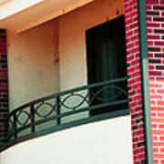 The Church Balcony Poster