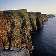 The Cliffs Of Moher, County Clare Poster