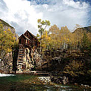 The Crystal Mill Poster