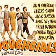 The Doughgirls, Ann Sheridan, Alexis Poster by Everett