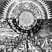 The Emerald Tablet, 1618 Poster