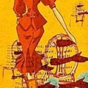 The Fashion Victim Poster