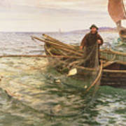 The Fisherman Poster