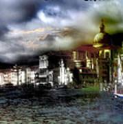The Flow Of Waters  Il Flusso Delle Acque Poster
