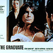 The Graduate, Anne Bancroft, Katharine Poster
