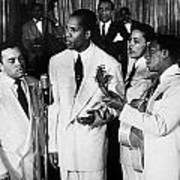 The Ink Spots, C1945 Poster by Granger