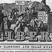 The Liberator Masthead Poster