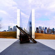 The Liberty State Park 911 Memorial Poster