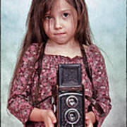 The Little Photographer Poster