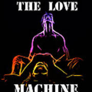 The Love Machine Poster