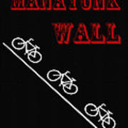 The Manayunk Wall Poster