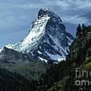 The Matterhorn Poster