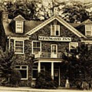 The Mermaid Inn - Chestnut Hill Poster