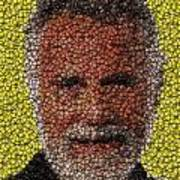 The Most Interesting Mosaic In The World Poster by Paul Van Scott