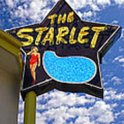 The New Starlet Poster by Ron Regalado