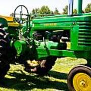 The Old Deere Poster