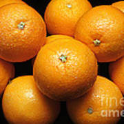 The Oranges Poster