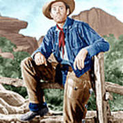 The Ox-bow Incident, Henry Fonda, 1943 Poster by Everett