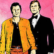 The Persuaders Poster