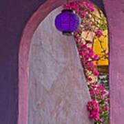 The Purple Lantern Poster