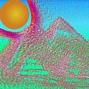 The Pyramids Poster