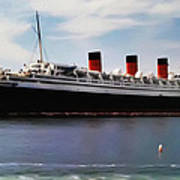 The Queen Mary Poster